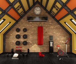 home gym mini