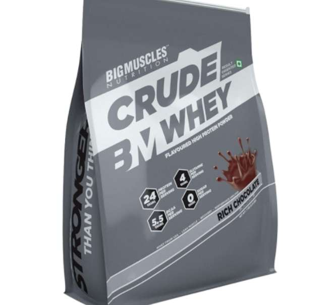 Big muscle whey protein