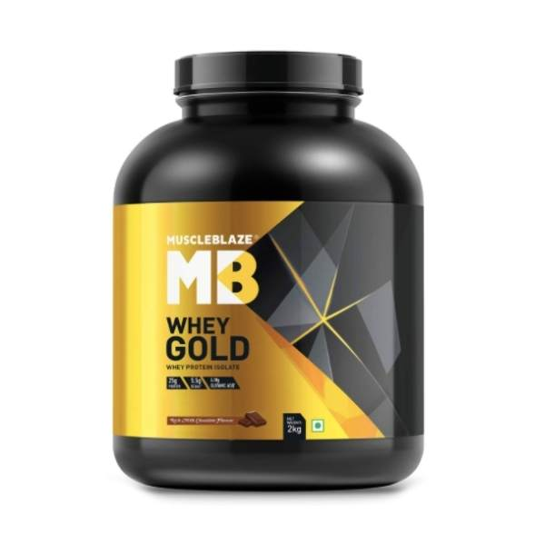 MB whey protein Gold